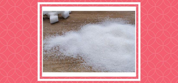 aanbevolen hoevelheid suiker