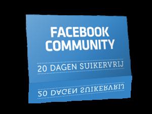 facebook community cursus suikervrij
