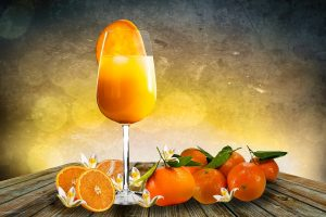 suiker in vruchtensap