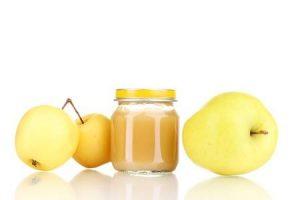 suiker in fruithapjes