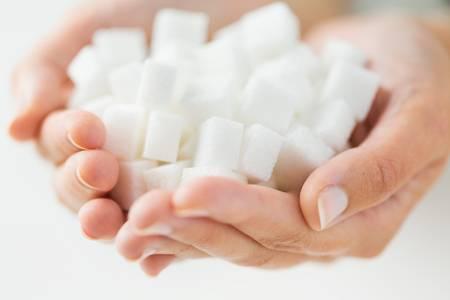 suiker invloed overgang