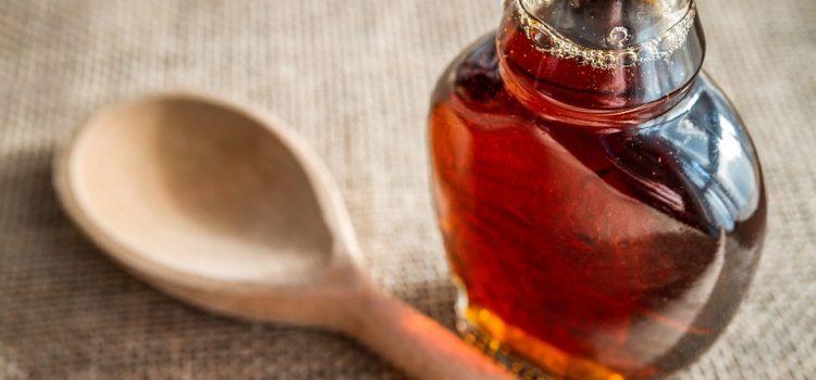 ahornsiroop gezond alternatief voor suiker