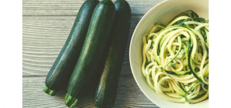 Courgette spaghetti: de koolhydraatarme variant van spaghetti