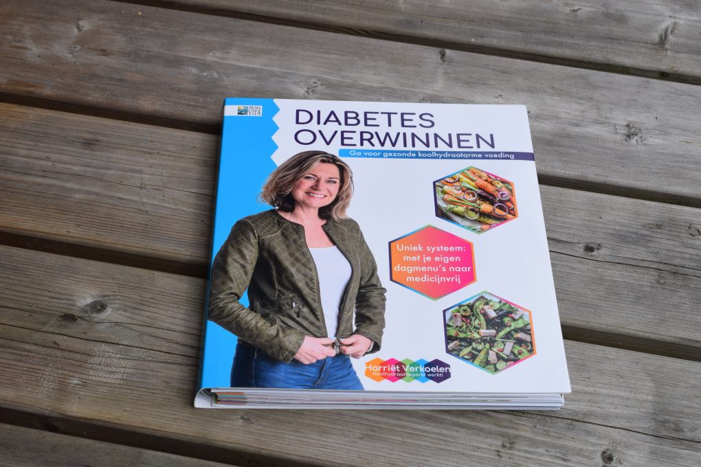 Diabetes overwinnen ga voor gezonde koolhydraatarme voeding – boekrecensie