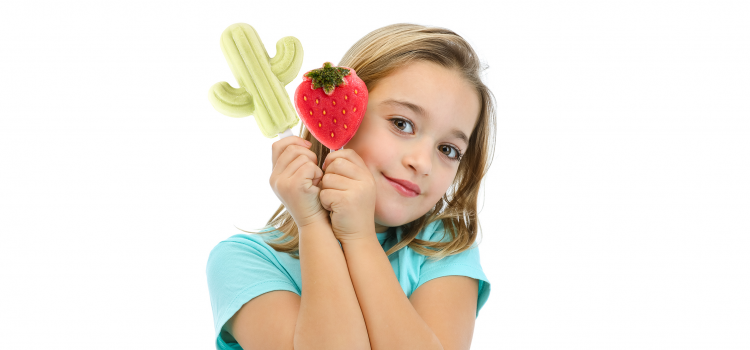 Zelf ijsjes maken zonder toegevoegde suikers: Lekker en gezond.