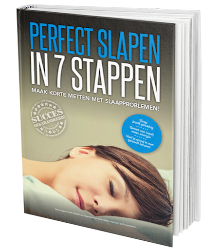 beter slapen in 7 stappen