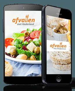 Afvallen met Nederland gezond op gewicht met lekker eten
