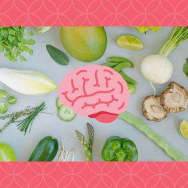 invloed voeding op hersenen