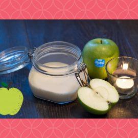 maak je eigen natuurlijke huidverzorgingsproducten van appels