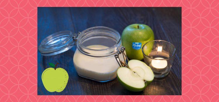 Maak je eigen natuurlijke huidverzorgingsproducten met appels