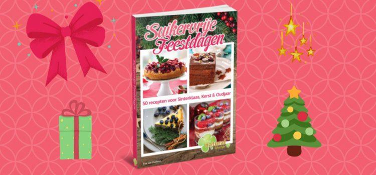 suikervrije feestdagen receptenboek